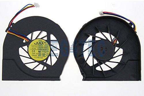 HP 683193-001, XS10N05YF05V B10 CPU-Lüfter für HP Pavilion G6-2000, G6-2100 Serie, G7-2000 Laptops