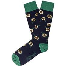 Jimmy Lion Damen Socken Sunflowers