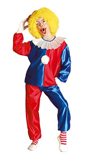 Inception Pro Infinite Taglia 152 - 12 - 14 Anni - Costume - Clown - Bambino - Travestimento - Carnevale - Halloween - Cosplay