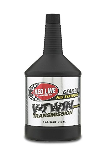 REDLINE V-Twin Transmission Oil with ShockProof Motorrad Getriebeöl 0,95 Liter