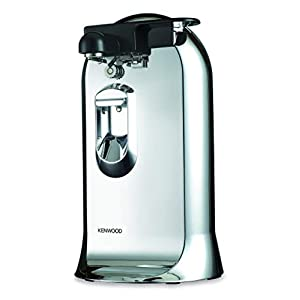 Kenwood 3 in 1 Can Opener - Chrome
