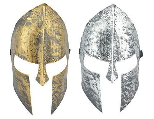 Halloween Kostüm Maske Party Untoten Maske Spartan Samurai Maske