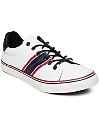 U.S. Polo Assn.Bob Men's Off White Sneakers (2531714712)