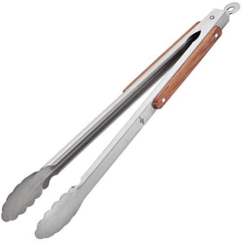 Küchenprofi 1066392845 Texas Pince à Barbecue de 45 cm en Acier Inoxydable 45 x 3,5 x 2 cm