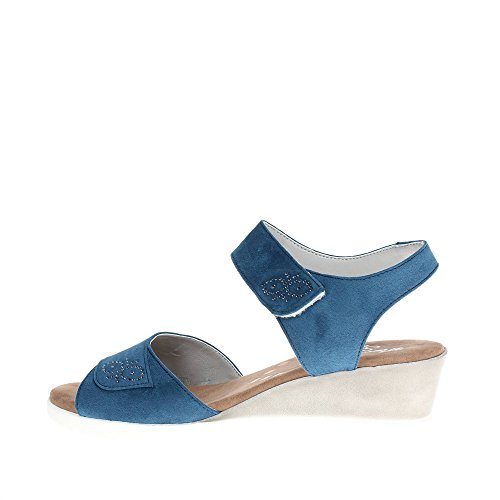 Cinzia Soft 781042 Sandalo Donna Jeans
