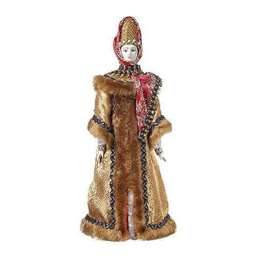 danila-souvenirs Russische Handgemachte Porzellan Traditionelle Volkskostüm Puppe 30 -