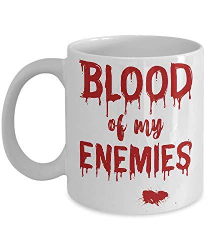 Kaffeebecher, Halloween Mug Gifts, Best Funny Kaffeebecher, Novelty Cup Joke Great Gag Gift Idea For Men Women Office Work Adult Humor ()