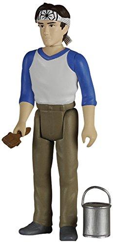 Funko 018490 Reaction: The Karate Kid Daniel Larusso Action Figure, 9.5 cm
