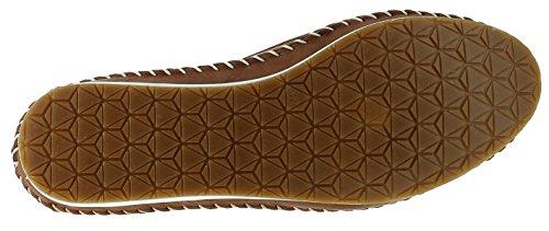 Andrea Conti 0027449 Damen Slipper Cognac