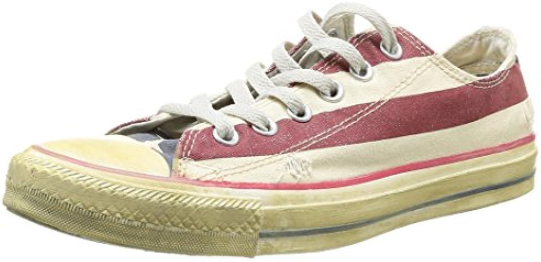 Converse, All Star Ox Canvas Graphics, scarpe da ginnastica, Unisex - adulto | Del Nuovo Di Stile  | Uomini/Donne Scarpa