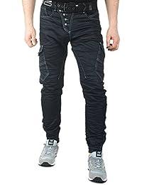 Cipo & Baxx - Jeans - Homme bleu bleu foncé 30W x 34L