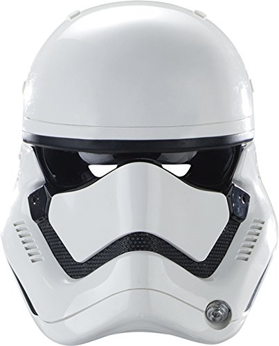 Star Wars-Stormtrooper-Maske aus Karton,