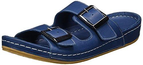Andrea Conti 0023442, Ciabatte Donna Denim (Jeans)