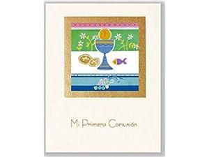 Edicromo - Álbum/Libro de Comunión 18h. Impresas (21518)