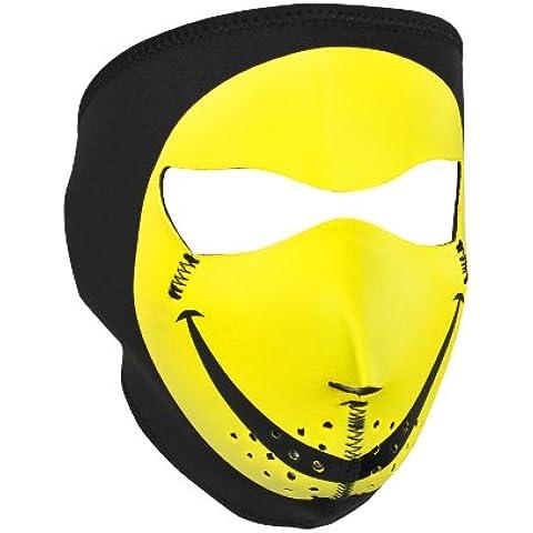 ZANheadgear Máscara de Neopreno para Moto, Quad, Esquí y Snowboard WNFM071