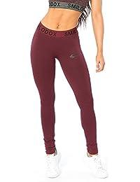 SMILODOX Sport Leggings Damen | Seamless - Figurformende Leggins für Sport Fitness Gym Training & Freizeit | Sporthose - Workout Trainingshose - Tights Laufhose