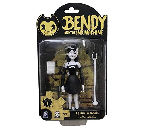 Bendy And The Ink Machine Alice the Angel Figure