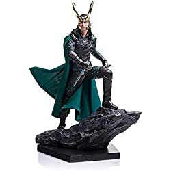 ZLJ Figura de acción, Modelo de Juguete Escala de Thor Ragnarok Figuras de colección Figura de acción de Ragnarok Escena de Batalla Marvel'S The Avengers 25cm Juguetes Estatua Modelo