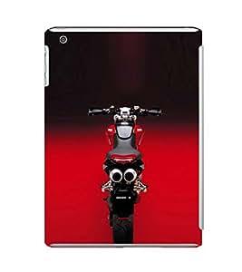 EPICCASE Ducati Mobile Back Case Cover For Apple Ipad Mini (Designer Case)