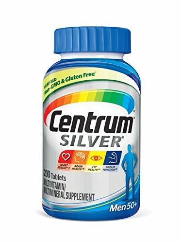 Centrum Silver Men 50 Plus 250 Tablets