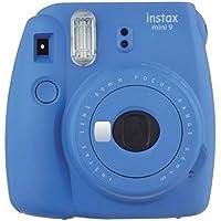 Fujifilm Pack Instax Mini 9 bleu cobalt + 1 film (10 vues)
