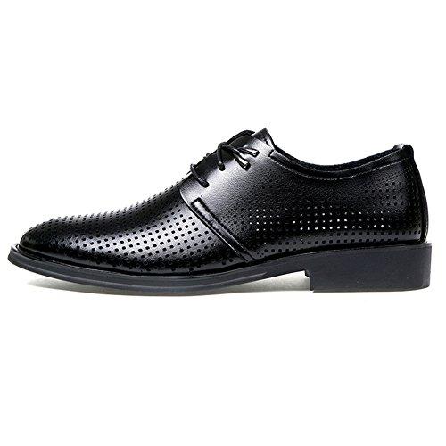 Feidaeu Mens Dress Formelle Schuhe Brogue Oxford Schuhe Frühling Sommer Breathable Business Hochzeitsschuhe (Mens Dress Alfani)
