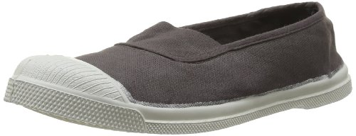 Bensimon Tennis Elastique, Baskets mode femme Gris (Gris Moyen 817)