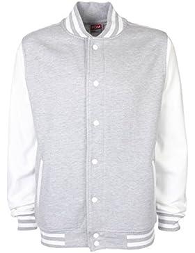 Minamo - Chaqueta - para hombre gris gris small