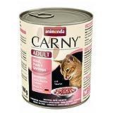 Animonda Carny Adult Rind Pute + Shrimps | 6x 800g Katzenfutter