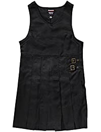 French Toast Girls' Double Buckle Tab Jumper