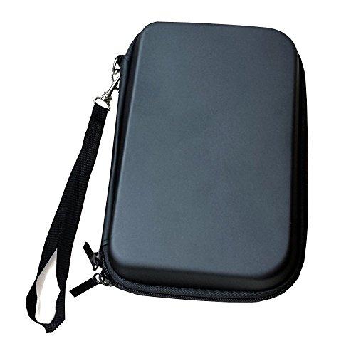 NAVI HARD CASE Box Navigationsgerät Tasche GPS schwarz passend für TomTom START 60 -