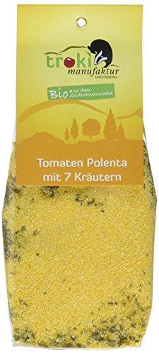Troki Bio Tomaten Polenta mit 7 Kräutern, 6er Pack (6 x 250 g)