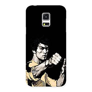 Gorgeous Bruce Punch Back Case Cover for Galaxy S5 Mini