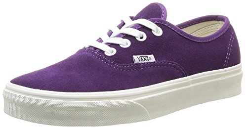 Vans - U AUTHENTIC (VINTAGE SUEDE), Sneakers unisex Vintage Suede Grape Royale