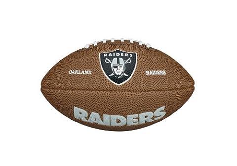 NFL Oakland Raiders NFL Mini Team Logo Football-Oakland