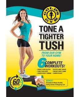 Preisvergleich Produktbild Gold's Gym Tone a Tighter Tush DVD