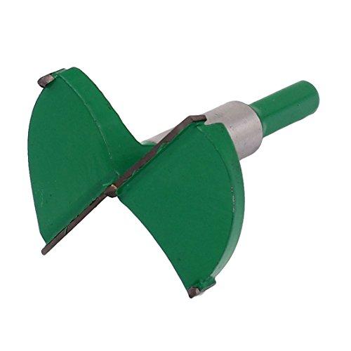 Preisvergleich Produktbild Grün 60mm Schneiden Dmr Hartmetall Spitze Bohrer Forstnerbohrer