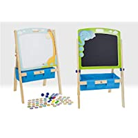 Childrens Easel Whiteboard Foldable Easel For Children Toddler Easel Double Sided Easel For Kids