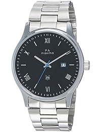 MAXIMA Analog Black Dial Men's Watch - O-51980CMGI