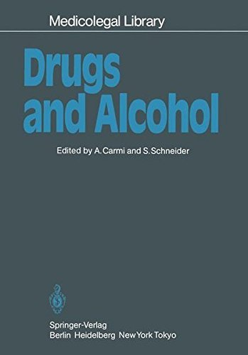 Drugs and Alcohol (Medicolegal Library)