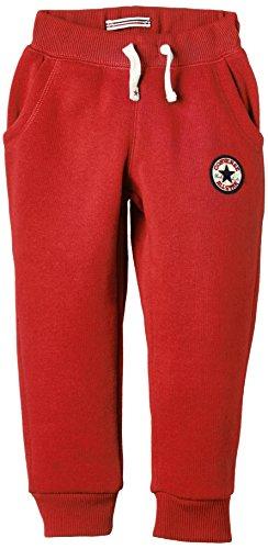 Converse Core Pant-Pantaloni sportivi Bambino    Red (Days Ahead) 7 anni