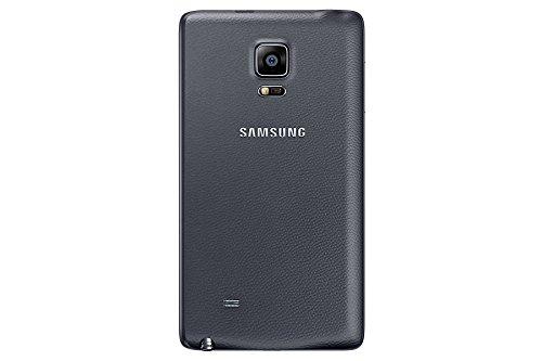 Samsung Back Cover EF-ON915S für Galaxy Note Edge - Charcoal (Galaxy Note Edge-akkudeckel)