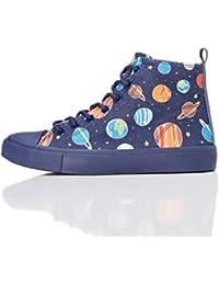 Marchio Amazon - RED WAGON Sneaker a Collo Alto Bambino