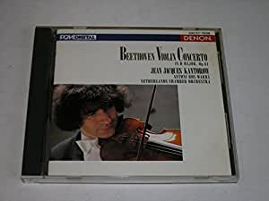 Violin Concerto Opus 61 [Import USA]