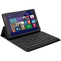 "Wolder miTab 801 - Tablet de 8"" (Quad Core, 1 GB de RAM, 16 GB de memoria interna, Windows 8.1)"