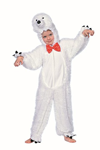 Wilbers Federbein Junior Polar Bear Kinder Kostüm (Adult Polar Bear Kostüm)
