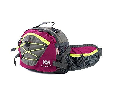 Tofern Multi Funzione Elegante borsa a tracolla borsa a mano 8L, Bambina, Oliva scuro , 8 l Rot