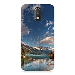 Hamee Designer Printed Hard Back Case Cover for Xiaomi Redmi Note 3 Design 6858