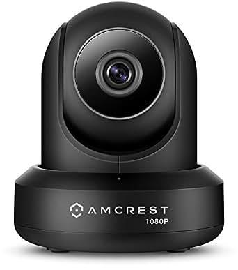 Amcrest ProHD 1080P sans fil WiFi sécurité IP Caméra - 1080P (1920TVL), IP2M-841 (Noir)