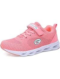Zapatillas de Niños Zapatos para Correr Niñas Running Shoes Interior Unisex-niños Trainers